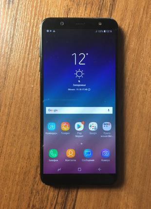 Смартфон Samsung Galaxy A6 Plus A605F (88448)