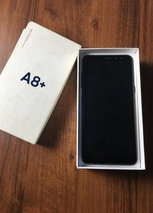 Смартфон Samsung Galaxy A8 Plus A730F (67435)