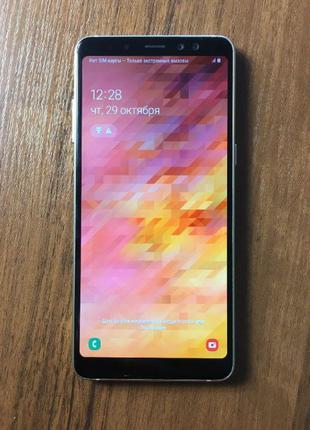 Смартфоны Samsung Galaxy A8 Plus A730F