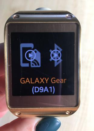 Смарт-часы Samsung Galaxy Gear (RF2DA18LP5V) Уценка