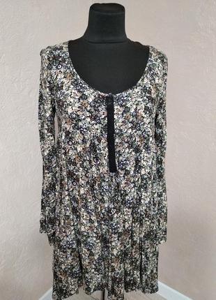 Туника-блуза h&m в размере 38