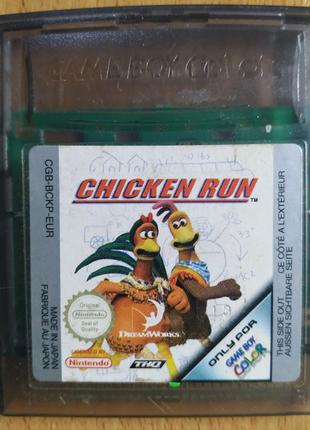 "Картридж NINTENDO  Game Boy Color  ""Chicken Run"""