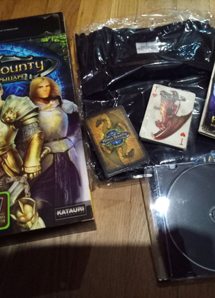 King's Bounty : Легенда о рыцаре Подарочное издание BOX для PC ПК