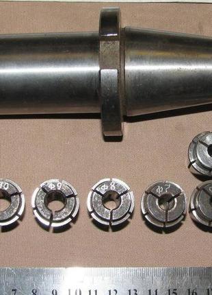 Цанговый патрон ИСО-40