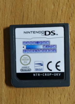 Картридж Nintendo DS