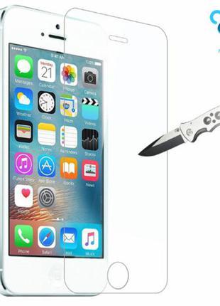 Защитное стекло для Apple iPhone 5 5S 5C SE