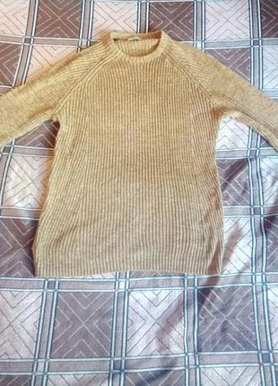 Осенний свитер  Mango