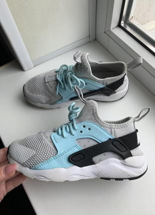 Кроссовки nike air huarache run ultra gs кросівки з сша