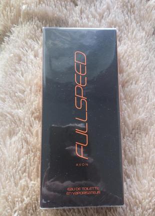 "Т/в Avon ""Full Speed"", 75 мл"