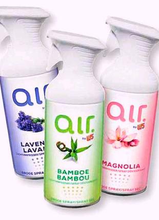 Освежитель воздуха W5 Air Magnolia 300мл  Опт розница 800 товаров