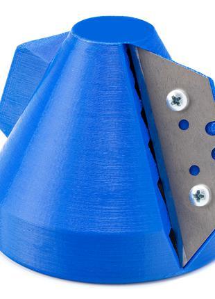 Фаскосниматель ручной для пластиковых труб (коронка)