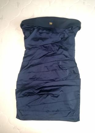 Платье elisabetta franchi, Celyn B, бандо, S