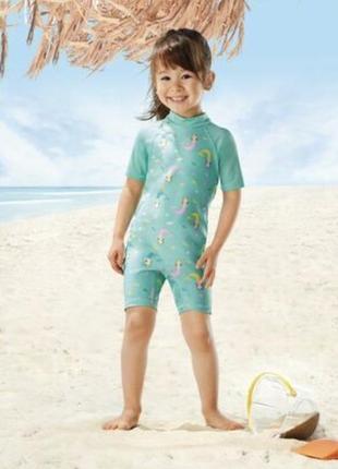 Купальный костюм на девочку р86-92 lupilu