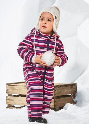 Зимний комбинезон lupilu  74-80