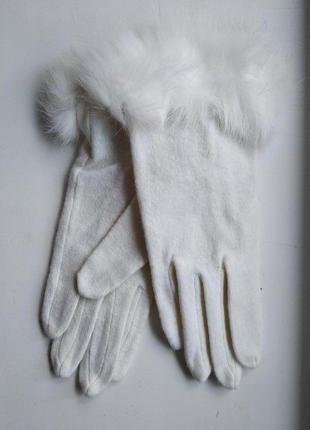 Перчатки venera из италии