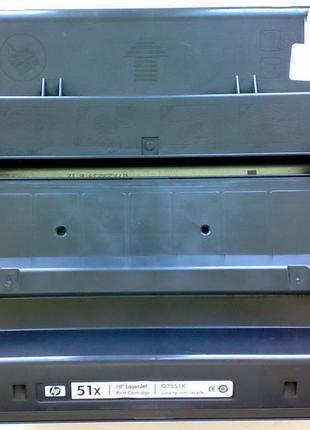 Картридж Q7551X 51X для принтеров HP LaserJet P3005, M3027, M3035