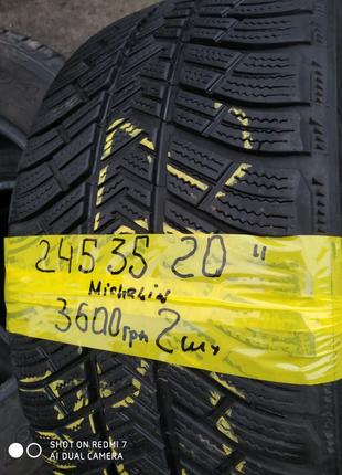 Шини Michelin 245/35/20 6,5mm. 2шт