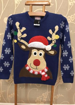 Нереально красивый и стильный брендовый свитер.