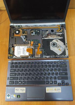 Запчасти ноутбука Sony vaio VGN-Z41MRD