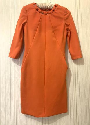 Шикарное платье diane von furstenberg