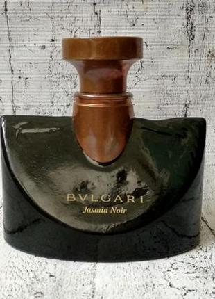 Туалетная вода bvlgari jasmin noir, остаток 50 мл
