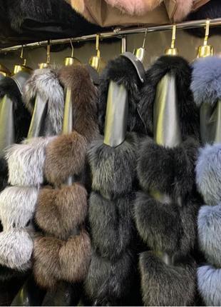 кожаная куртка с мехом, косуха с мехом, кожанка с натуральным мех