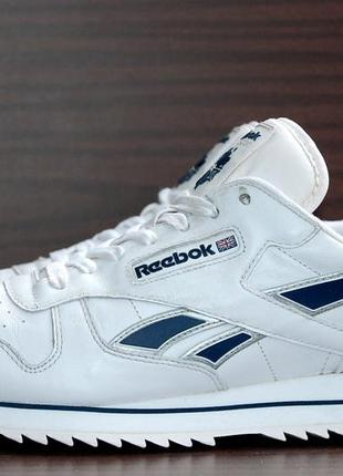 Кроссовки reebok classic leather р.43 original
