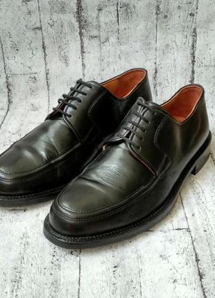Итальянские мужские туфли от pitti shoes,41размер,натуральная ...