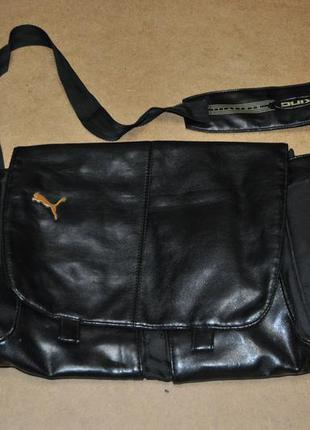 Puma king мужская сумка пума через плечо оригинал