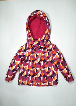 Куртка еврозима девочке topomini, размер 92