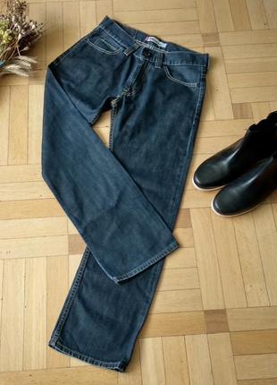 Мужские джинсы levi strauss 506 standard w32 l32, идеальное со...