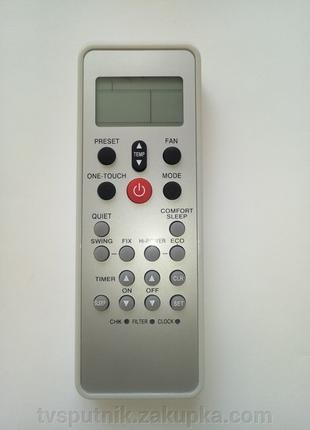 Пульт для кондиционеров Toshiba WC-L03SE (WH-L03SE, WH-L04SE)