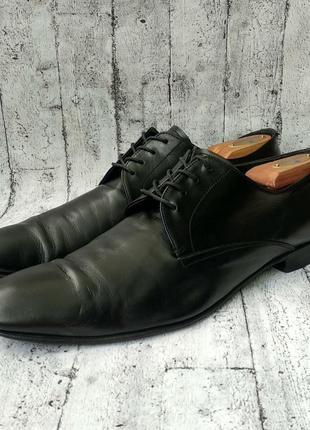 Мужские туфли от prada, 11размер,made in italy