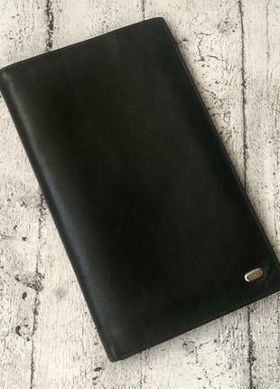 Кожаный кошелек/портмоне petek
