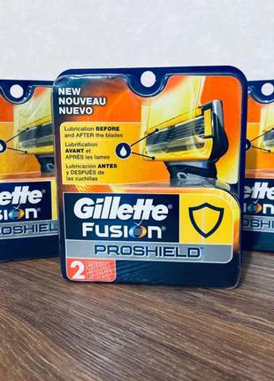 Gillette Fusion5 ProShield Cartridges 2 шт.