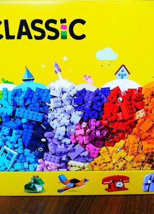 Lego classic 1500 деталей оригинал Лего конструктор набор Lego...