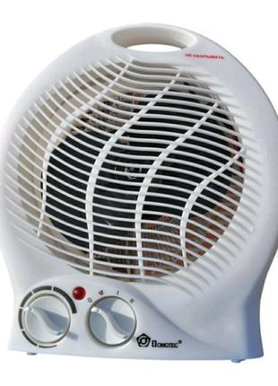 Тепловентилятор Domotec MS-5902, тепловентиляторы электрические