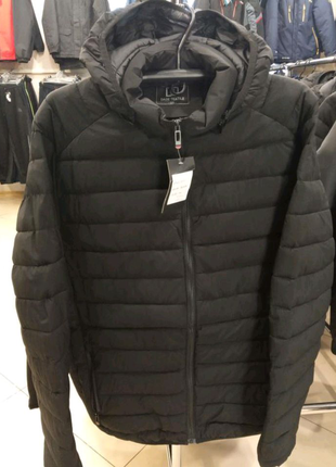 Куртка стёганая мужская демисезонная, Батал