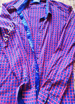Рубашки теплая