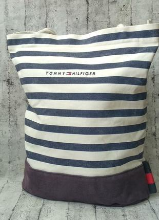 Пляжная сумка tommy hilfiger sailor