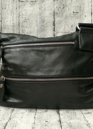 Мужская кожаная сумка от margot