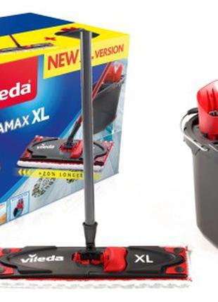 Набор для уборки швабра+ведро VILEDA UltraMax Box XL