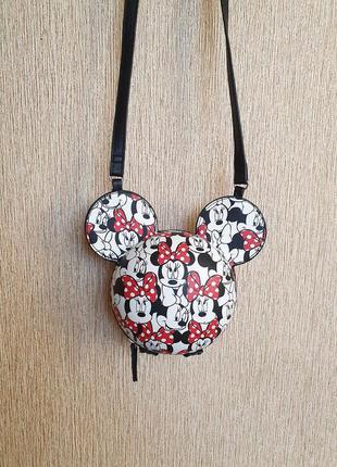 Крутая, стильна сумочка disney mini mickey mouse