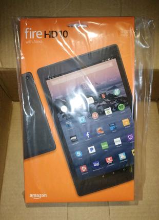 Amazon Fire HD 10 2/32Gb 7th планшет новый запечатан