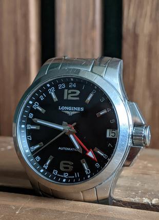 Наручные часы Longines L3.687.4.56.6 оригинал