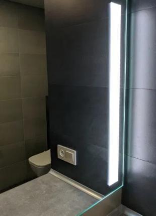 Зеркало Liberta LUGO на сенсоре