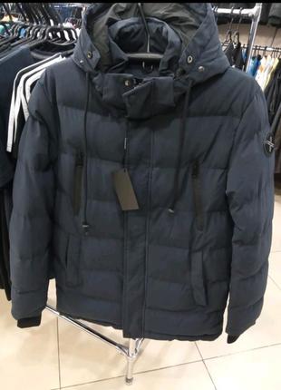 Пуховик, куртка зимняя мужская