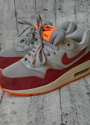 Женские кроссовки nike air max 1 essential made in indonesia  ...
