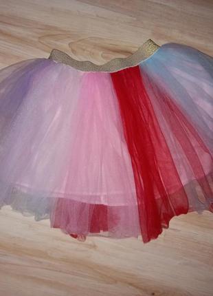 Фатиновая юбка пачка