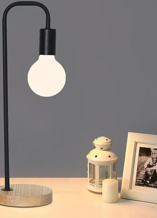 Настольная лампа Лофт
